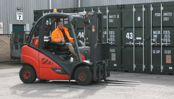 Forklift Tips to Keep your Warehouse Safe