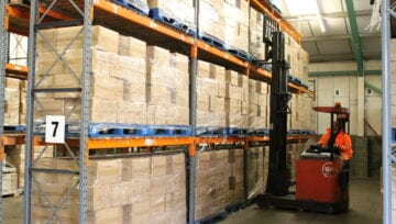 Changes in the Warehousing Market